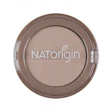NATorigin Pressed Powder Eyeshadow 2.5g - Vanilla Origins of Beauty 'Guilt Free Beauty and Wellbeing'
