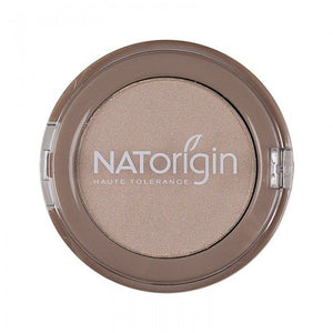 NATorigin Pressed Powder Eyeshadow 2.5g - Vanilla - Origins of Beauty 'Guilt Free Beauty and Wellbeing'