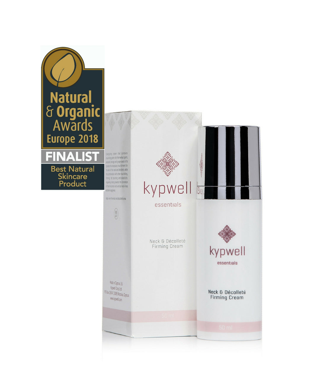 Kypwell Neck and Decollette Cream - 50ml