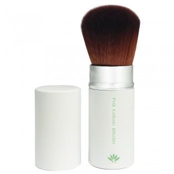 PHB Retractable Kabuki Brush - Origins of Beauty 'Guilt Free Beauty and Wellbeing'