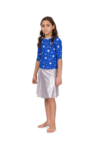 KIDS METALLIC STAR 2-PIECE