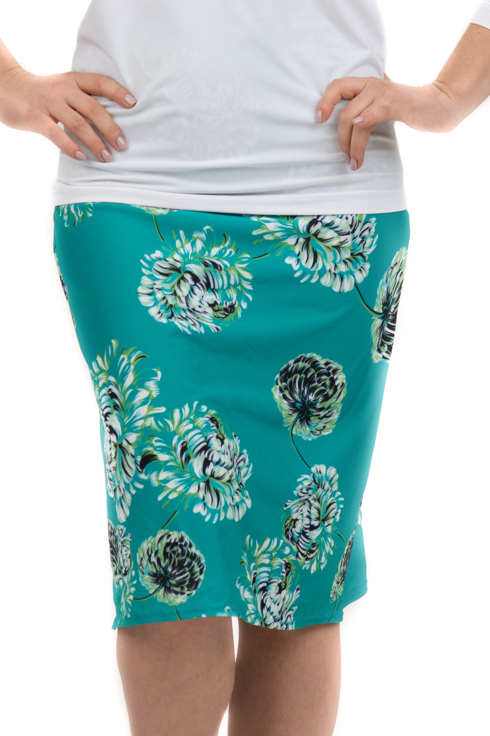 Wish Pencil Swim Skirt