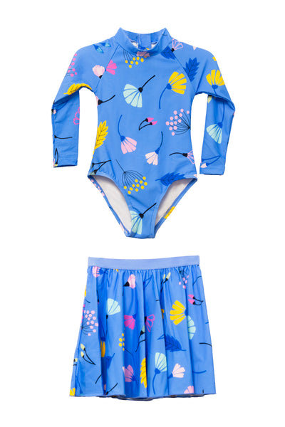 Kids Deco Bathing Suit Set