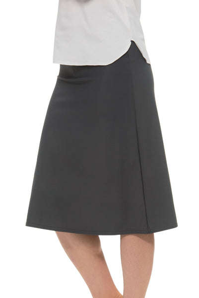 Ladies A-line Swim Skirt