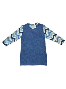 Missoni Denim Swim Rashguard