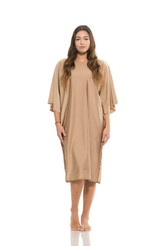 Nitza For Undercover -  OLIVE Caftan Dress