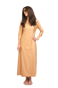 Nitza For Undercover - PEACH Straight Dress