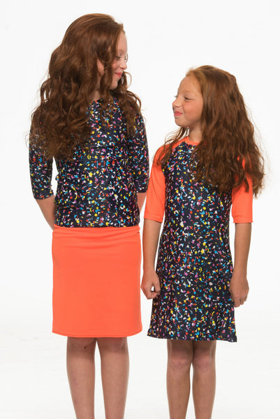 Kids Confetti 2-Piece Set