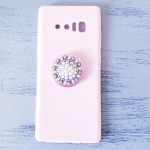 Pink Champagne Phone Popper