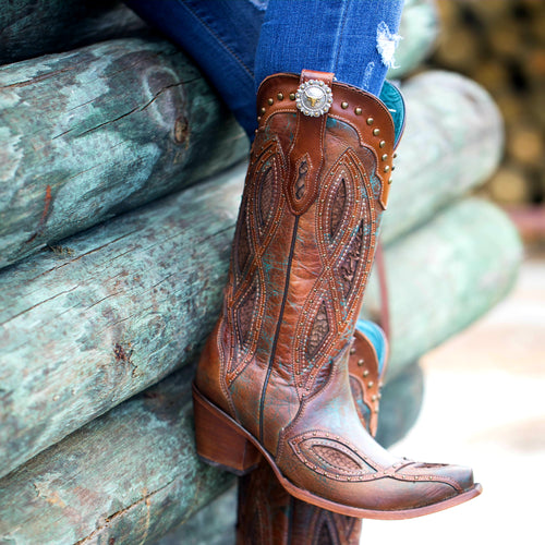 Crazy Bull Boot Jewelry
