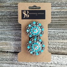 Berry Turquoise Boot Jewelry
