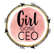 Girl Gone CEO shirt