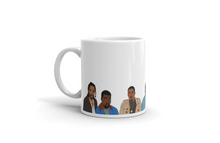 Rappers' Tea-light | Plain Mug
