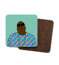 Rapper Coaster Set (x4)
