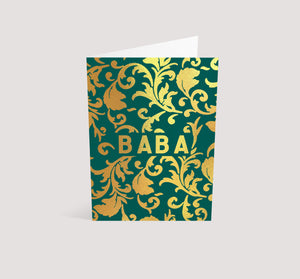 BABA | Greetings Card