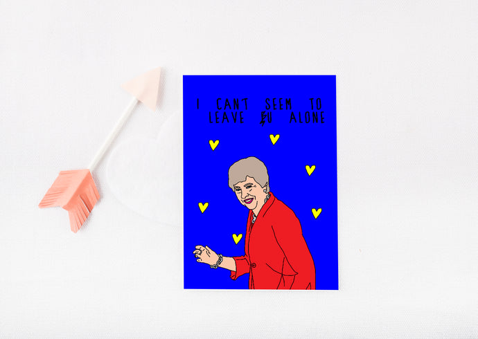 A Love Like Brexit | Greetings Card