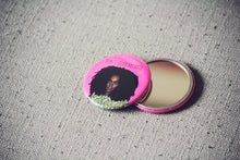 Don't Touch My Hair | Pocket Mirror (58mm)