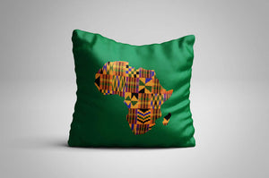 KentAfrica Print | Cushion