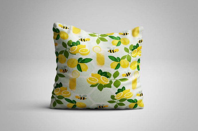 Lemonade Cushion