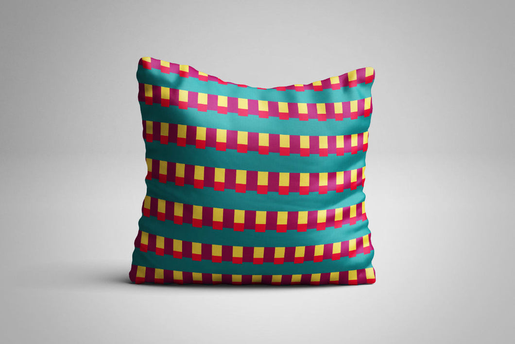Fresh Print of Bel-Air |  Cushion