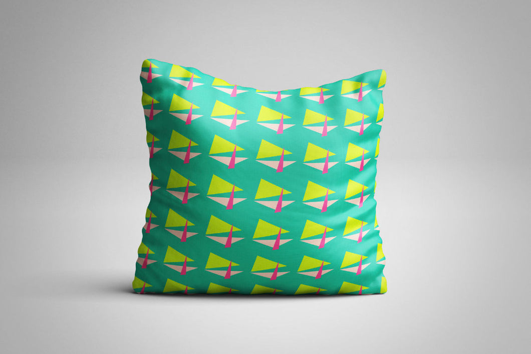 Triplets Print | Cushion