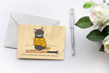 Cats love Lemonade | Greetings Card