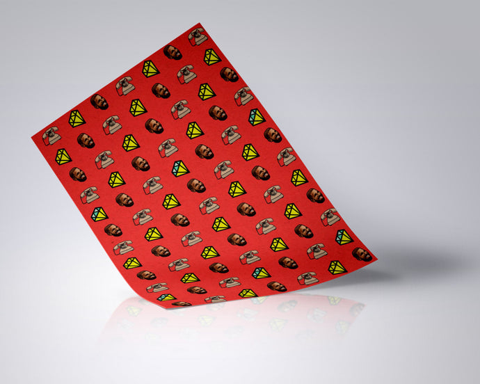 Hotline Bling Wrapping Paper