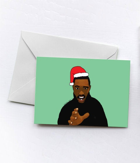 My Yé Christmas Card
