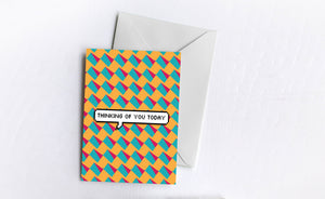 Thinking of You | Greetings Card