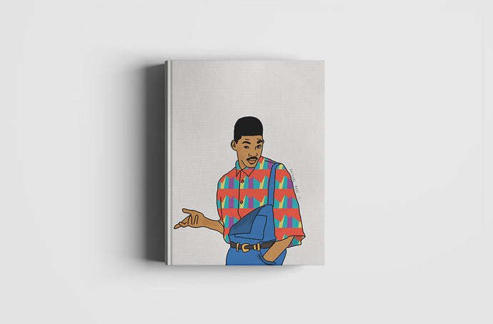 Fresh Prince | NOTEBOOK
