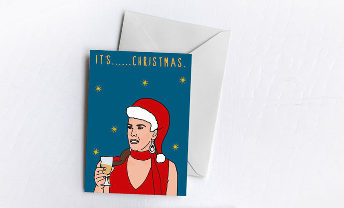 It's.....Christmas | Card