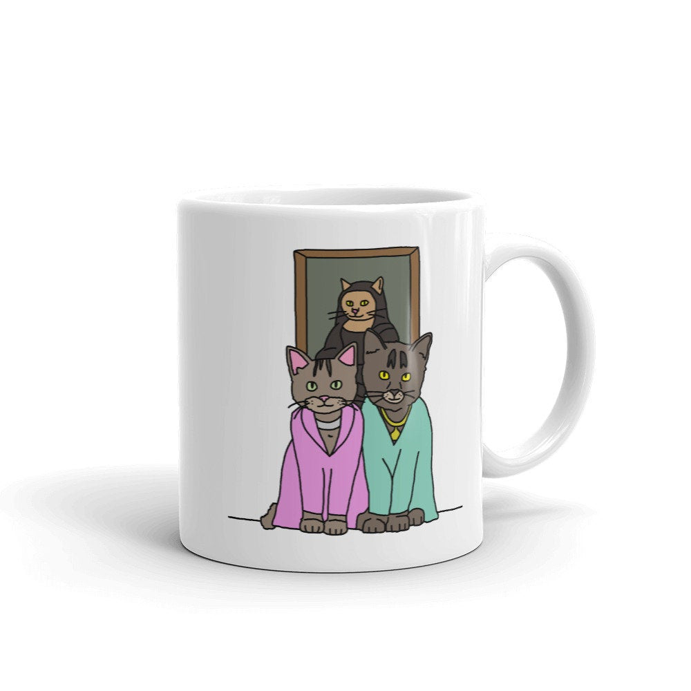 Cats Love The Carters | Mug