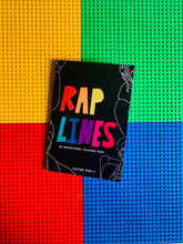 Rap Lines | Inspirational Colouring Book