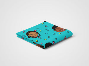 Hip Hop | Cotton Tea Towel