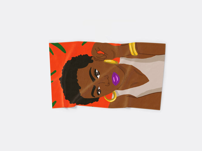 Lauryn | Cotton Tea Towel
