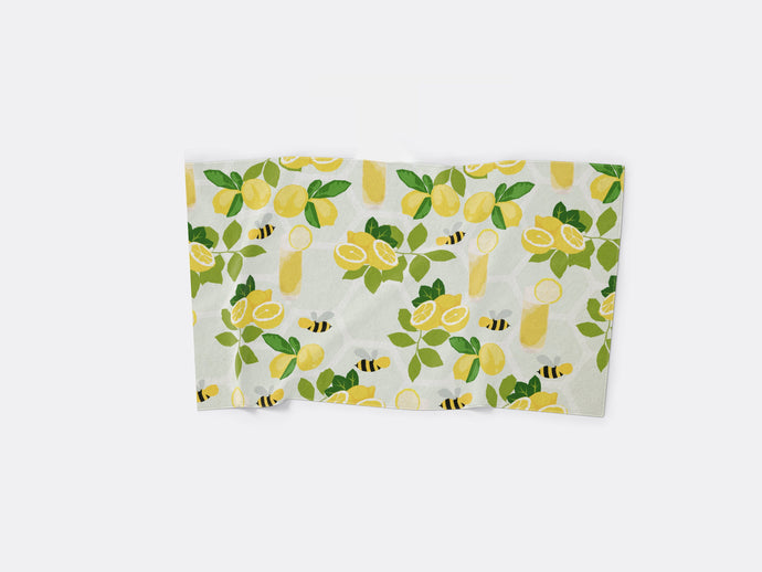 Lemonade | Cotton Tea Towel