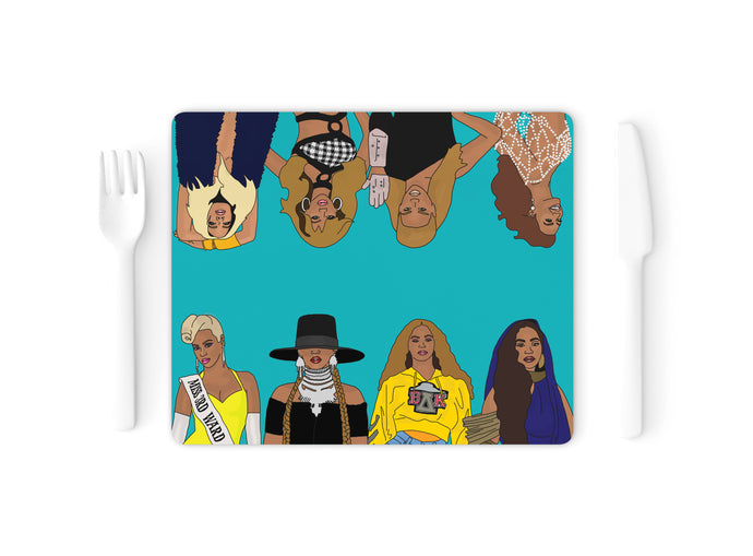 Bey-volution Placemat Set (2 or 4)