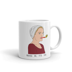 Praise Be, It's Tea | Mug