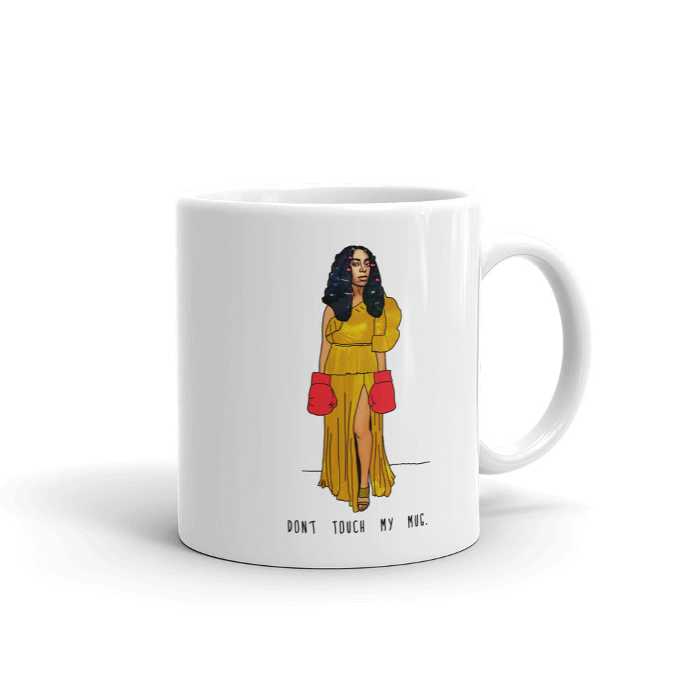 Don't Touch My Mug