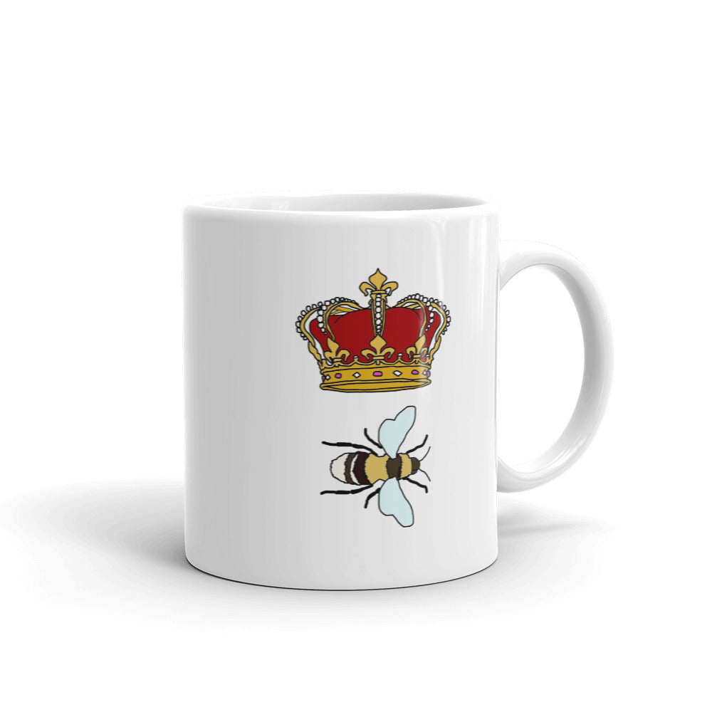 Queen Bee | Plain Mug