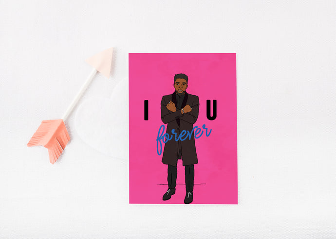 I Love You Forever | Greetings Card