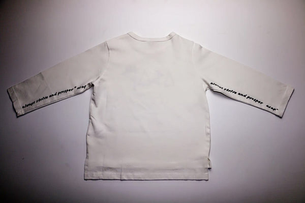 Dana Sweatshirt, White