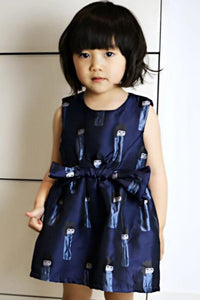 Brooklyn Dress, Blue