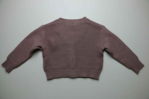 Charlotte Cardigan, Light Purple