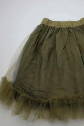 Gazelle Skirt, Dark Green