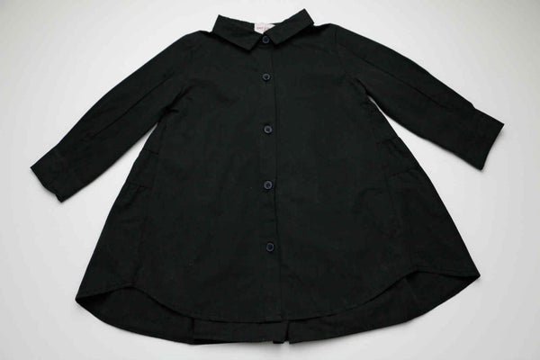 Alice Shirt, Black