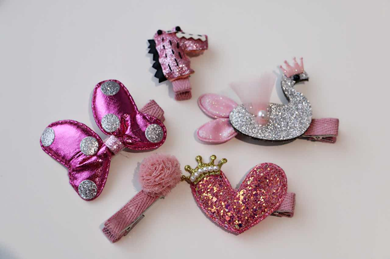 Girls Hair Accessories-Scarlett