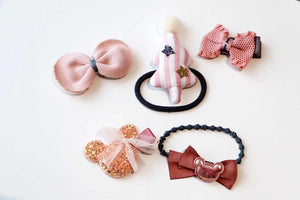 Girls Hair Accessories-Zoey