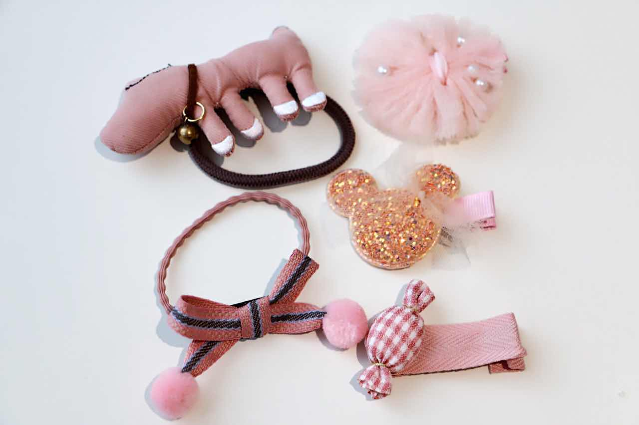 Girls Hair Accessories-Addison
