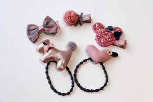 Girls Hair Accessories-Elizabeth